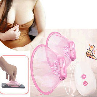 10 Speed USB Charging G Point Vibrating Breast Pump