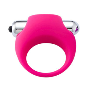 Amore Silicone Vibrating Cock Ring