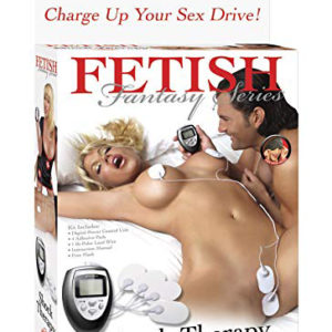 Fetish Nipple & Pussy Electro Shock Therapy Kit