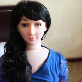 Innocent Girl Semi Silicone Sex Doll