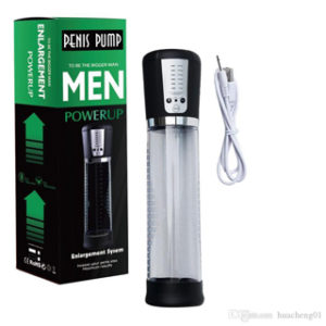 Powerup Chargeable Penis Pum