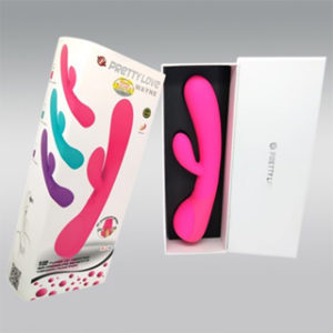 Pretty Love Wayne Multi Speed Rabbit Vibrator