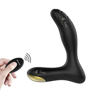 Rechargeable Stimulation Prostate Massager