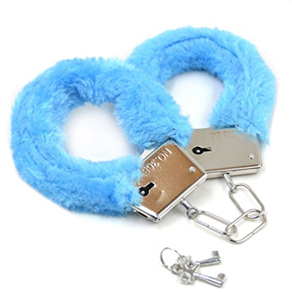 Soft Feather Touch Handcuffs